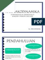 FARMAKODINAMIKA (2)