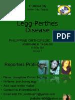 coxa plana-legg disease