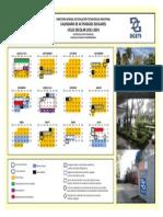 Calendario de Actividades Escolares DGETI 2013-2014