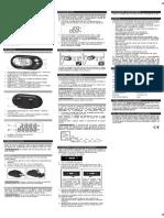 Pedômetro PE320