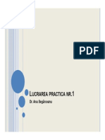 LP01 Introducere Forme Farmaceutice I