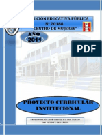 Pcci Del Centro Educativo