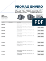Stenner BDF M128 Pump Injection Systems Models