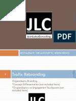 Restaurant Organoleptic Rebranding Jean Lukaz June 2013