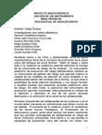 Proyecto_multicentrico Para Predecir Riesgo en Adolesc
