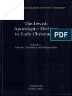 J. C. VanderKam & W. Adler - The Jewish-Apocalyptic Heritage in Early Christianity