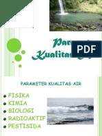 Parameter Kualitas Air