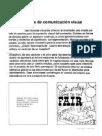 1 tecnicas de comunicación visual 1