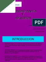 Presentacion Pato Inmunidad Innata y Adquirida