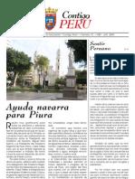 BoleTin 0010 Contigo Peru - Navarra-España