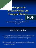2.Principios de Reconstruções em Cirurgia Plástica