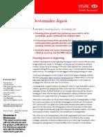 2013.10.06 Downunder Digest Housing Boom - PUBLIC (1)