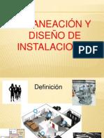 expo planeacion y diseño de instalaciones