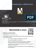 Linux Introduccion