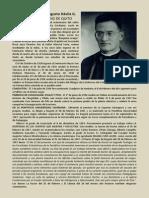 Reseña biográfica del P. César Dávila G. (1959)