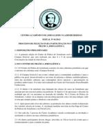 EDITAL CENTRO DE PRÁTICA JORNALÍSTICA - INTERNET