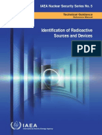 IdentificationofRadioactivesourcesanddevices.iaea