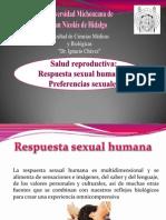 Respuesta Sexual y Preferencias Sexuales