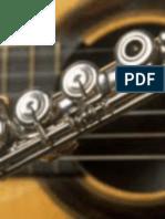Sonata 1 BWV 1033 for flute (violin) and guitar