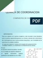 Quimica de La Coordinacion v2cs.biologicas