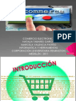 Comercio Electronico Diapositivas