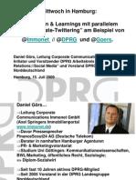 Multi-Corporate-Twitter_Daniel Görs_DPRG_Twittwoch Hamburg_Social Media Marketing_090715