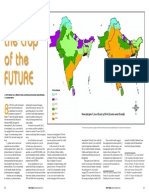 Rice Today Vol. 12, No. 4 Mapping the crop of the future