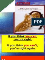 20090717 - [4] - Positive Attitude and Behaviour - 23s - ATI-EPI, Hyderabad