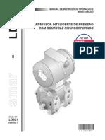Manual Transmissor de Pressão SMAR