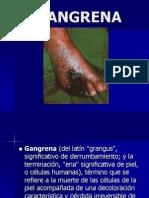 tipos de gangrena