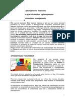 Curso SEBRAE Financas e Planejamento