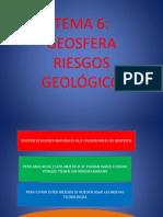Tema 6 y 7 Riesgos Geologicos