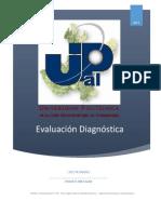 Examen Diagnóstico- Ponce Flores Alan