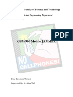 Gsm Jammer