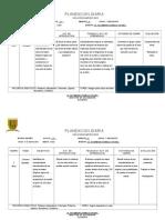 Planeacion Español 1 Mayo