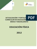 EDUCACIÓN FÍSICA EGB Y BACH