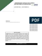 Evaluacion Final Agronomia
