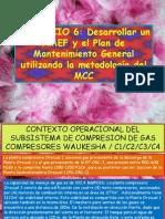 Ejercicio 6 Desarrollar Un AMEF y El Plan de Mantenimiento General Utilizando La Metodologia Del MCC A