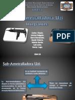 Sub Ametralladora Uzi