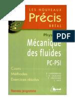 Exercises Mecanique Des Fluides