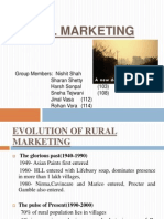 Rural Marketing Final