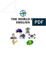 The World of English