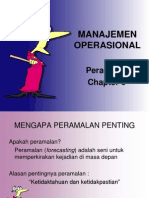 Chapter 3(Peramalan)