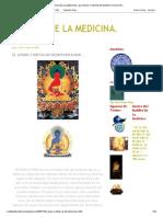 Buddha de La Medicina._ El Ayuno y Dietas de Desintoxicacion..