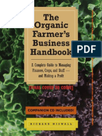 The Organic Farmer's Business Handbook by Richard Wiswall [Book Preview]