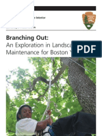 Branching Out Brochure FY09