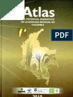 Atlas de Biomasa Residual 2010