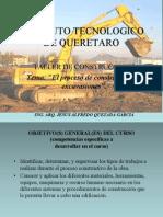Presentacion de Excavaciones