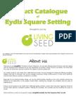 The Eydis Product Catalogue