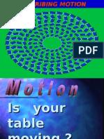 2.1 Describing Motion